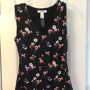 WHBM Floral Top - XS